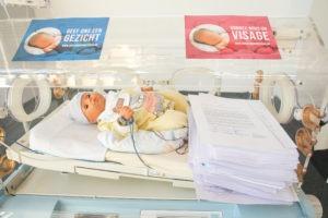 Les pédiatres belges en justice pour donner un visage aux bébés