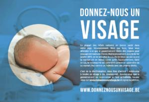 Les pédiatres belges saisissent la justice pour donner un visage aux nouveaux-nés