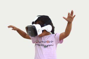Virtual Reality helpt zieke kinderen van hun angst af