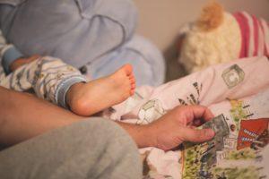 Koester maakt thuiszorg van zieke kinderen mogelijk