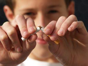 Belles avancées pour la future «génération sans tabac»