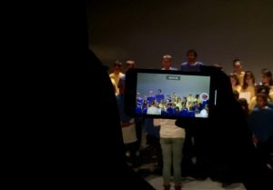 Buitengewone koren: zang als factor voor de inclusie van verschillen