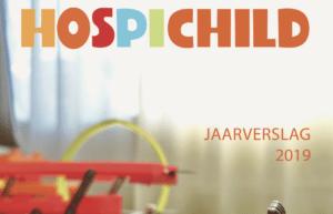 Jaarverslag 2019 Hospichild, met een blik achter de schermen van de upgrade van de website