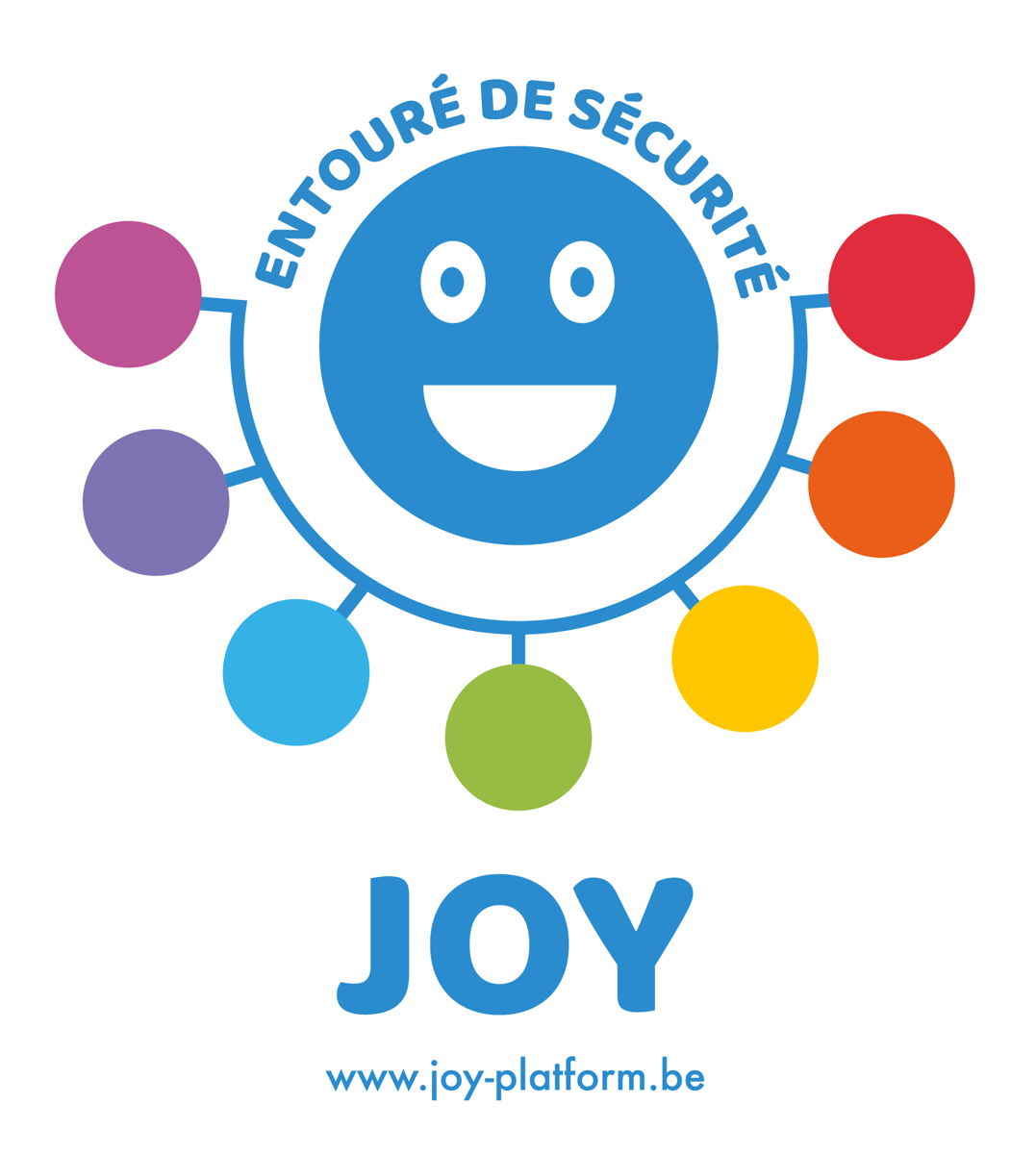 Logo Joy covid enfants