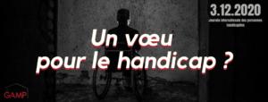Journée mondiale des personnes handicapées : quel est votre voeu pour le secteur ?