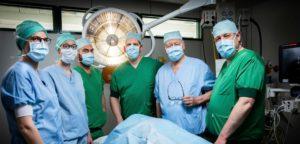 Geboorte van het Saffier-netwerk: een zuurstofadem voor zeldzame pediatrische chirurgie
