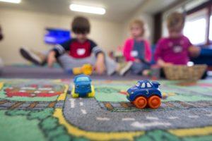 Ouverture prochaine d'une crèche pour enfants avec difficultés alimentaires