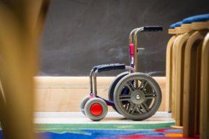 Nouveau Centre de rééducation pour enfants polyhandicapés à Anderlecht